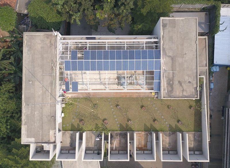 Synergy Building Solar Rooftop
